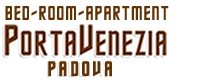 """PortaVenezia"" Rooms and Apartments - Padova"